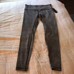 Size 8 Lululemon Leggings